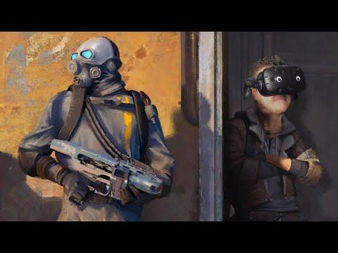 ПОД НОСОМ У АЛЬЯНСА В ХАЛФ ЛАЙФ 3 ► Half-Life: Alyx VR #2
