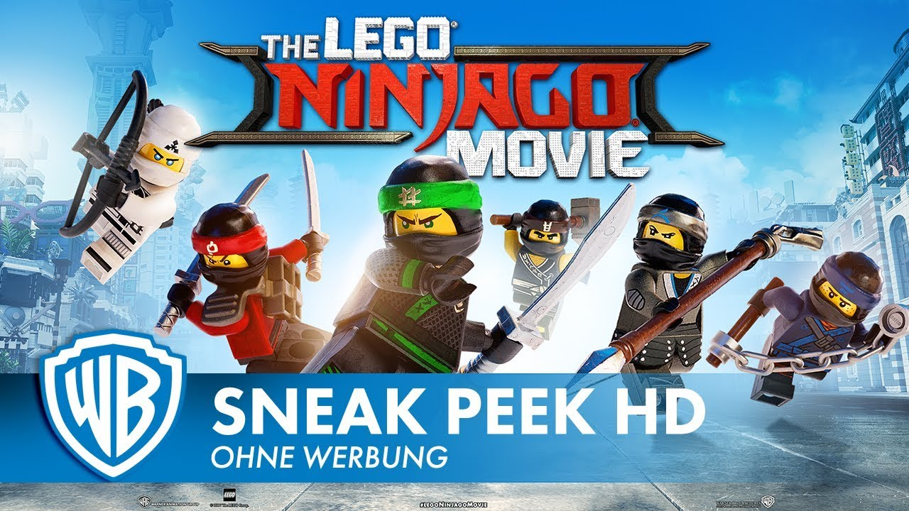 The Lego Ninjago Movie Stream German