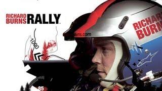 Richard Burns Rally PC Gameplay