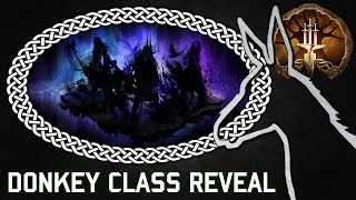 Camelot Unchained - Donkey Class Reveal 08 - The Spirit Mages