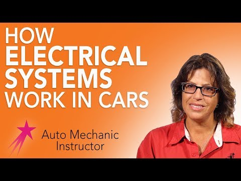 Auto Mechanic Instructor: Electrical System in Cars - Dorothy Jean Anderson Career Girls Role Model