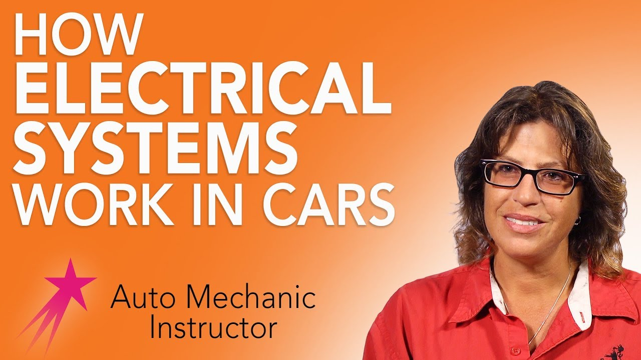 Auto Mechanic Instructor: Electrical System in Cars - Dorothy Jean ...