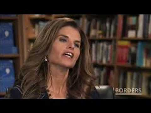 MARIA SHRIVER discusses Just Who Will You Be?
