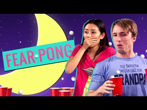 FEAR PONG W/ THE SMOSH SQUAD