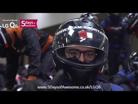 Download Youtube: LG Q6 | 5 Days of Awesome | Shawaiz from University of The West of England (UWE, Bristol)