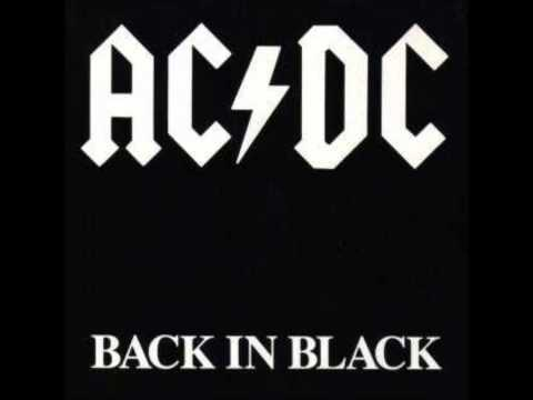 AC/DC - Back In Black [HD]