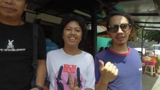 The Sigit Backstage #20 || Rock In Celebes Makassar