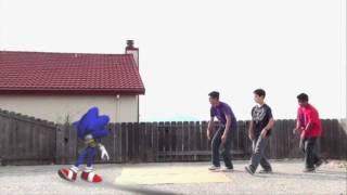 Sonic Break Dance