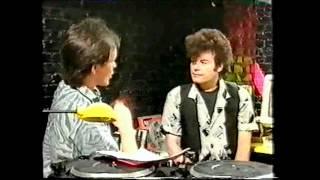gary glitter - tv interview
