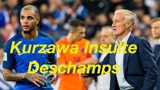 CHANTAGE - Kurzawa Insulte Deschamps - Les infos sur l'affaire Kurzawa