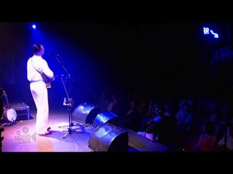 C.W. Stoneking - The Jailhouse Blues (Live In Sydney)   Moshcam