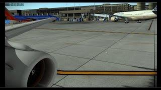 [X-Plane 10] Phoenix, AZ / Las Vegas - Airbus A320