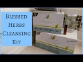 Unboxing - Blessed Herbs - Internal Cleansing kit and Colon Cleansing kit with Ginger Root