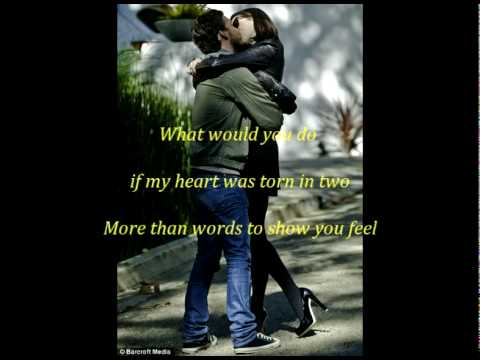 ExtremeMore than words with lyrics