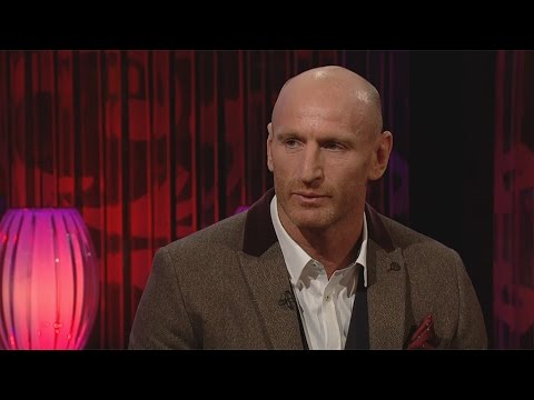 Gareth Thomas Speaks About Coming Out To The Welsh Rugby Team | The Saturday Night Show