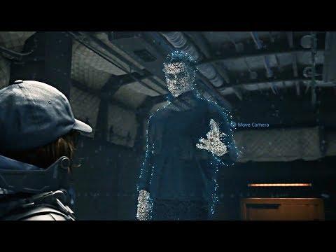 Geoff Keighley is in Death Stranding! | Gamescom Footage