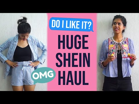 a9a1f9611dfc SHEIN Haul+ Review| Sejal Kumar - YouTube