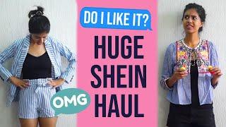 SHEIN Haul+ Review| Sejal Kumar