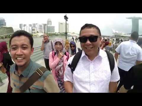 Tour Batam Singapore Go pro Hero 5 Menko Ekon