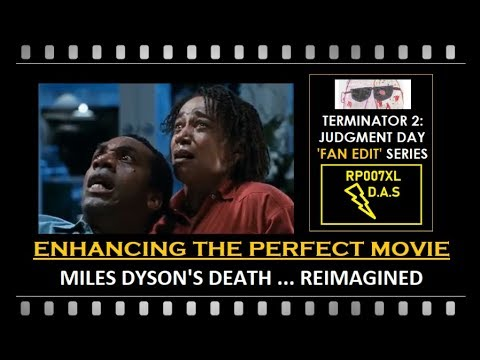Miles Dyson's Death ... Reimagined (T2: Judgment Day)
