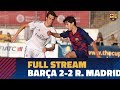 FULL STREAM | The Cup 2019 Final | FC Barcelona 2-2 Real Madrid (4-3 pens.)