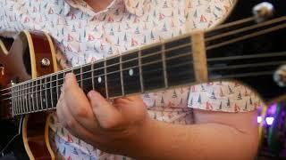 """""""A Quiet Place"""" (Ralph Carmichael) - Brandon Scott Coleman Solo Guitar"""