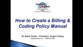 Мета кодування відео, Як створити платіжну політику керівництва 4