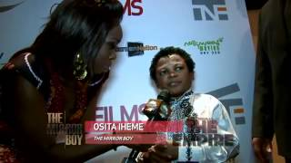 Repeat youtube video MARY SHITTU- RED CARPET INTERVIEWS-THE MIRROR BOY FILM -AN EVENING AT THE EMPIRE- PART 1