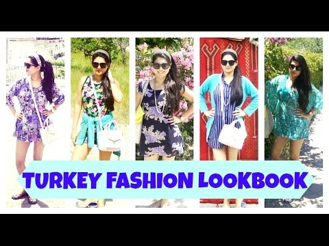 What I Wore in Turkey || Vacation Outfits || Clothes and Creativity