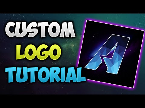 How To Make A Professional YouTube Logo Without Photoshop! (Paint.Net Tutorial)