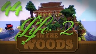 "Minecraft ""Life In The Woods 2"" - 1.7.10 - EP 44 - ""Exploring the Mystery Island!"""