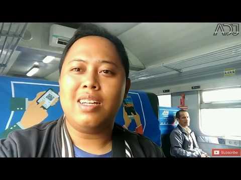 Naik KA Lokal Tanpa Antri Di Loket, Begini Cara Beli Tiketnya.!!