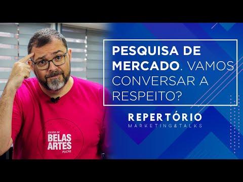 PESQUISA DE MERCADO: VAMOS CONVERSAR A RESPEITO? REPERTÓRIO MARKETING & TALKS