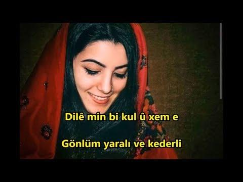 Tu Guli Ez Bulbule Teme Türkçe-Kürtçe Altyazı (Tirkî-Kurdî)