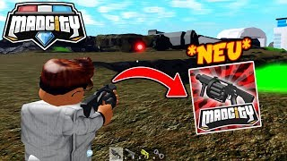 🚀 *M32 GRANATWERFER* UPDATE! - MAD CITY ROBLOX