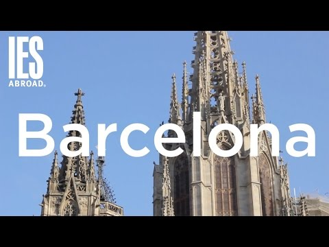 BARLCEONA | Study Abroad | Spend a Semester or Summer in Barcelona!