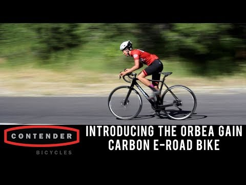 15cec287ec4 Introducing the Orbea Gain Carbon e-Road Bike