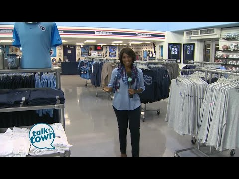 Nice New Swag at the Tennessee Titans Pro Shop YouTube  supplier