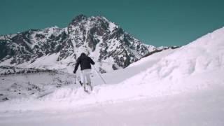 Bode Miller promo Bomber Ski