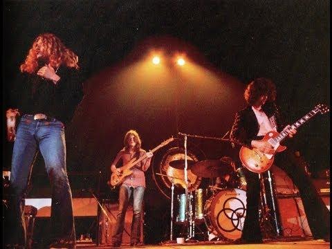 Led Zeppelin - Whole Lotta Love /medley (live) Tokyo 1972-10-02
