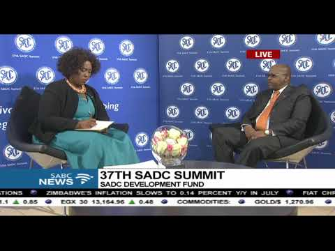 Thumbnail: Implementation of the SADC development fund