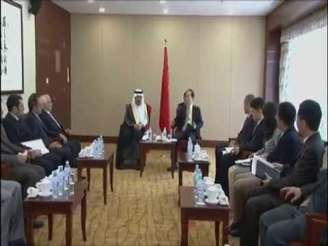 Saudi TV News - Signing Ceremony of SBC & ORI ANIMATION