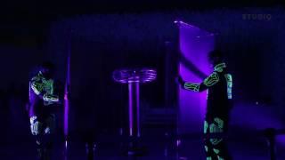 Свадьба в Бишкеке Самое опасное в мире шоу - Tesla Show