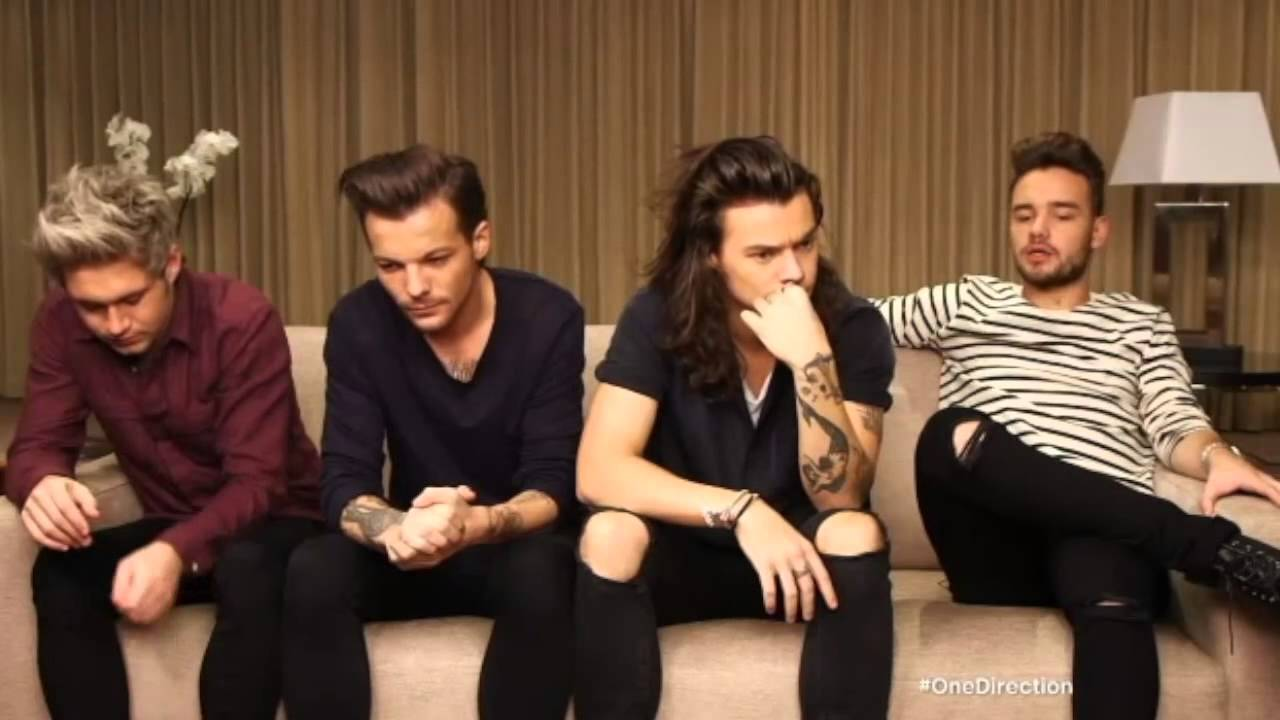 One Direction interview with Alison Hammond ITV  YouTube