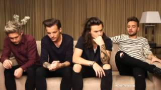 One Direction interview with Alison Hammond (ITV)