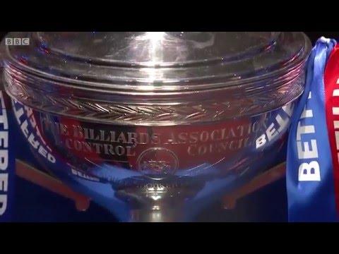 2015 Betfred World Championship Final - Stuart Bingham v Shaun Murphy