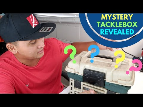 Old Ulua Fisherman's Mystery Box(EXPENSIVE GEAR DISCOVERED)