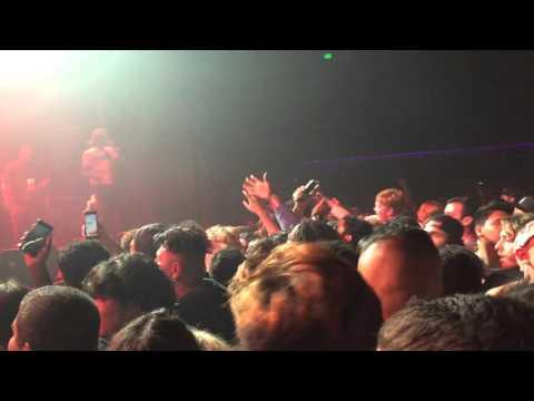 YOUNG THUG - DANNY GLOVER - LIVE @ CLUB NOKIA LA - 10.13.2015
