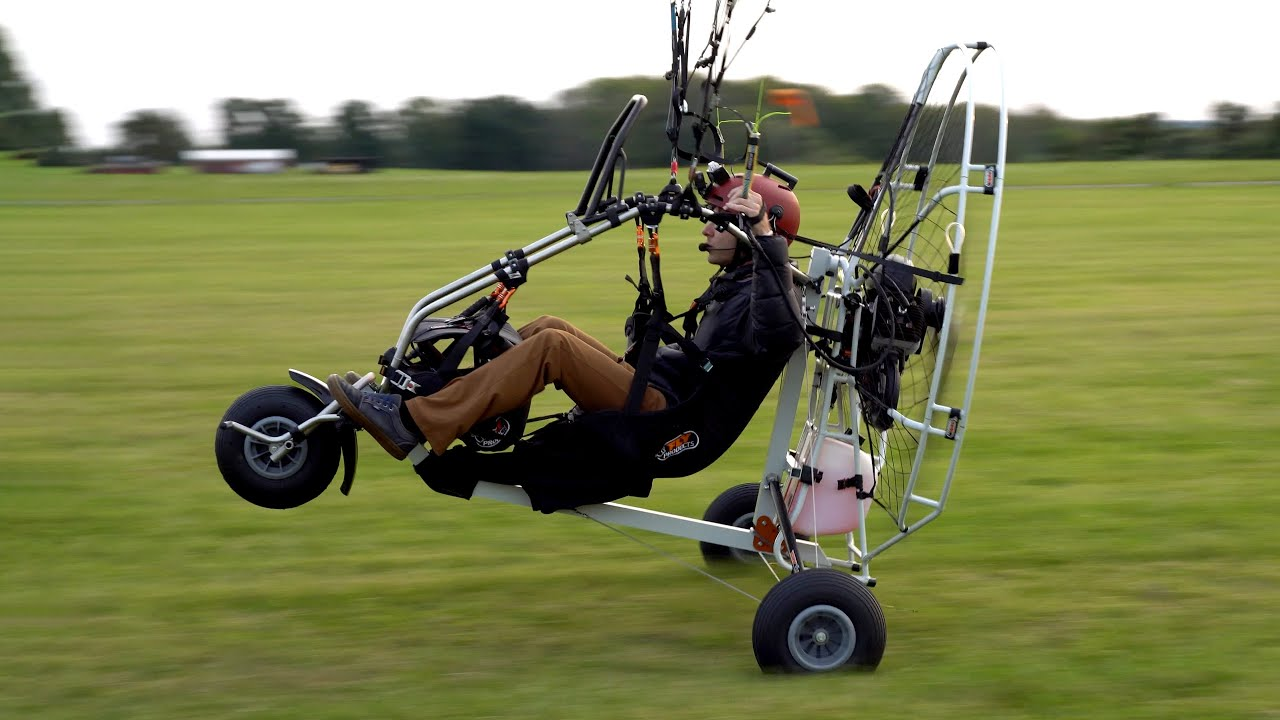 Landing In The Middle Of Nowhere On The Trike Mobile...