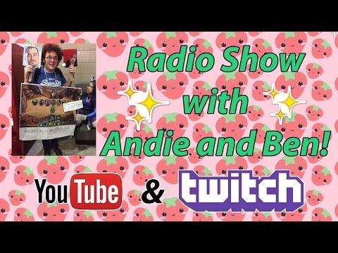 Radio Show: Youtube and Twitch